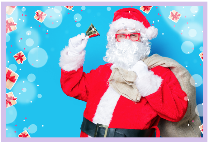 クリスマス限定バイトのイメージ