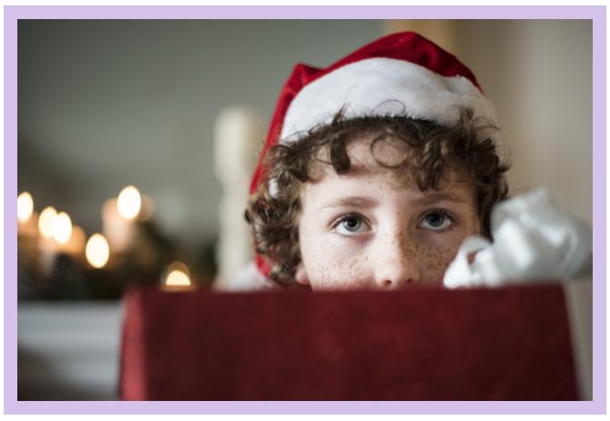 ひとりクリスマス会のイメージ