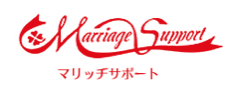 マリッヂサポートのロゴ