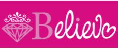ブライダルサロン・ビリーブのロゴ