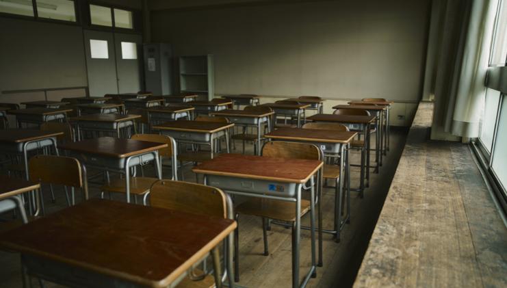 告白場所「放課後の教室」のイメージ