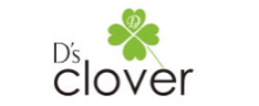 D's cloverのロゴ