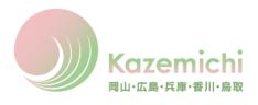 Kazemichiのロゴ
