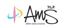 アムズブライダルのロゴ