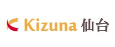 Kizuna仙台のロゴ