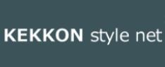 KEKKON style netのロゴ