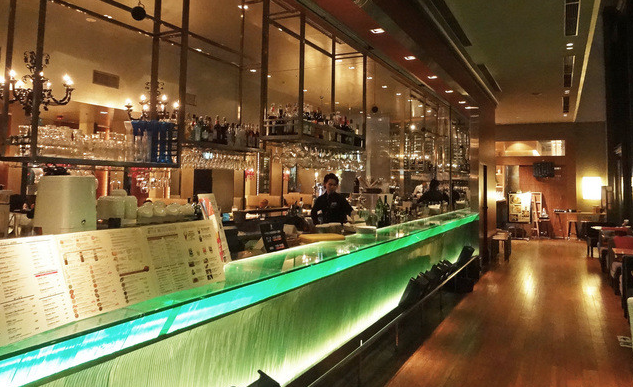 銀座「RIGOLETTO WINE AND BAR」