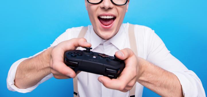 オンラインゲームのイメージ