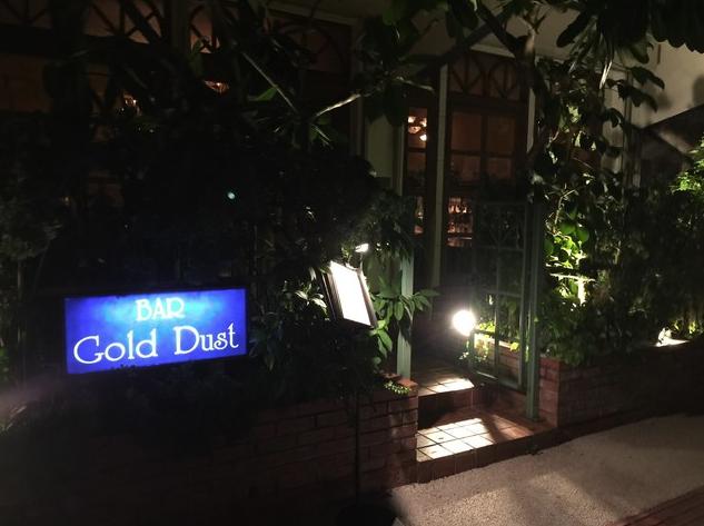 沖縄県「BAR Gold Dust」