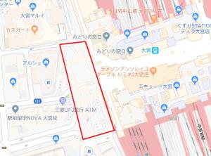 大宮駅西口