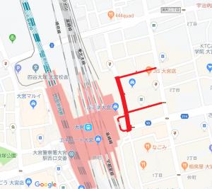 大宮駅東口