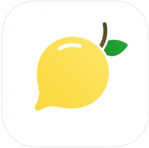 レモンのアイコン