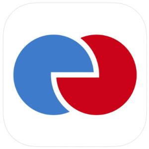 ラングメイトのアプリ画面