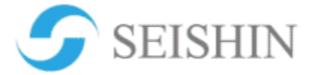 SEISHIN (誠心)のロゴ