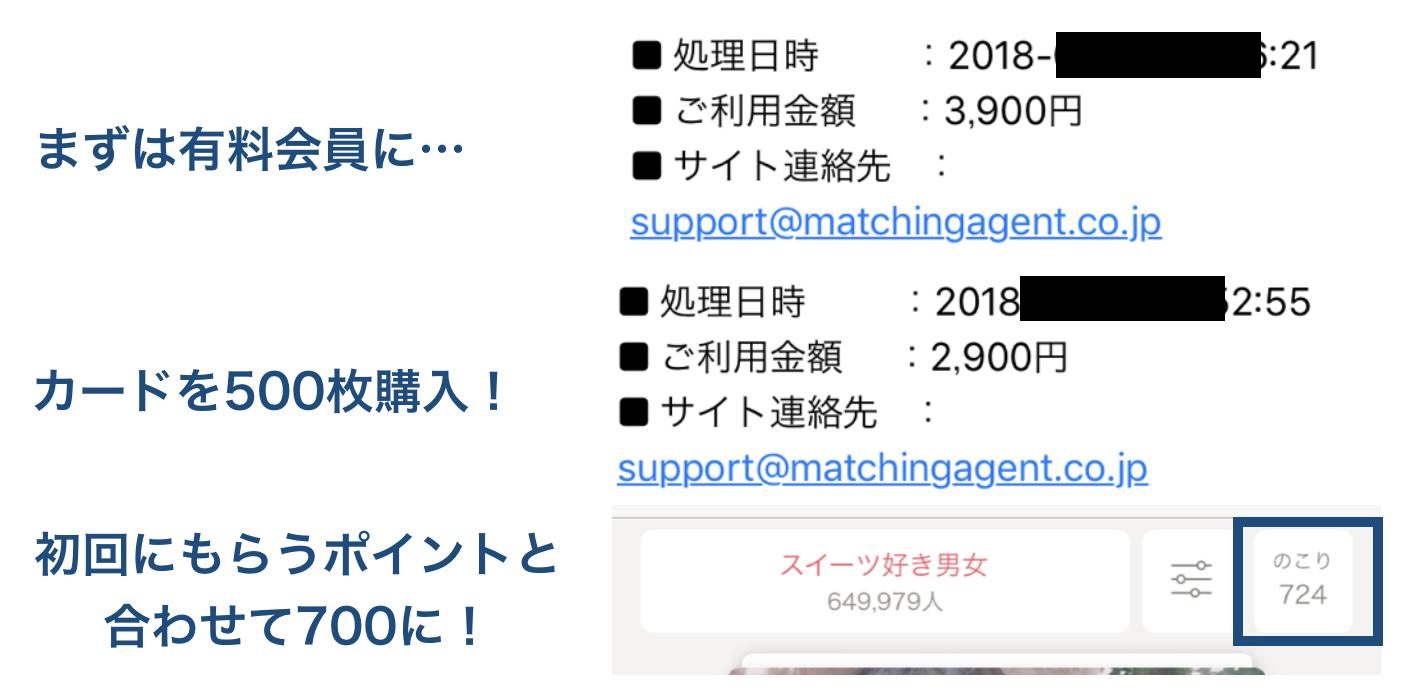 有料会員→カード購入