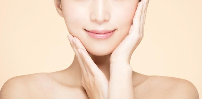 「顔/肌」の女らしさのイメージ