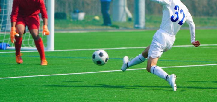 スポーツ全般「サッカー」のイメージ