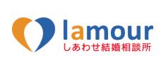 lamourのロゴ