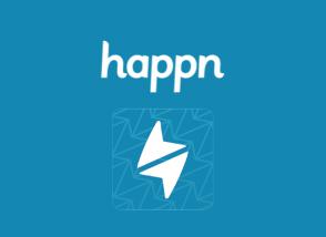 パリ発のアプリhappn(ハプン)!欧州では大人気だが日本では使える?