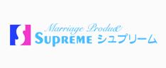SUPREME(シュプリーム)のロゴ
