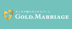 GOLD.MARRIAGEのロゴ