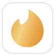 Tinder Goldのアイコン